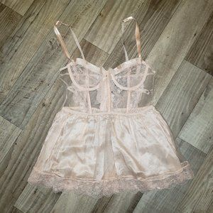 Victoria's Secret Pink Babydoll